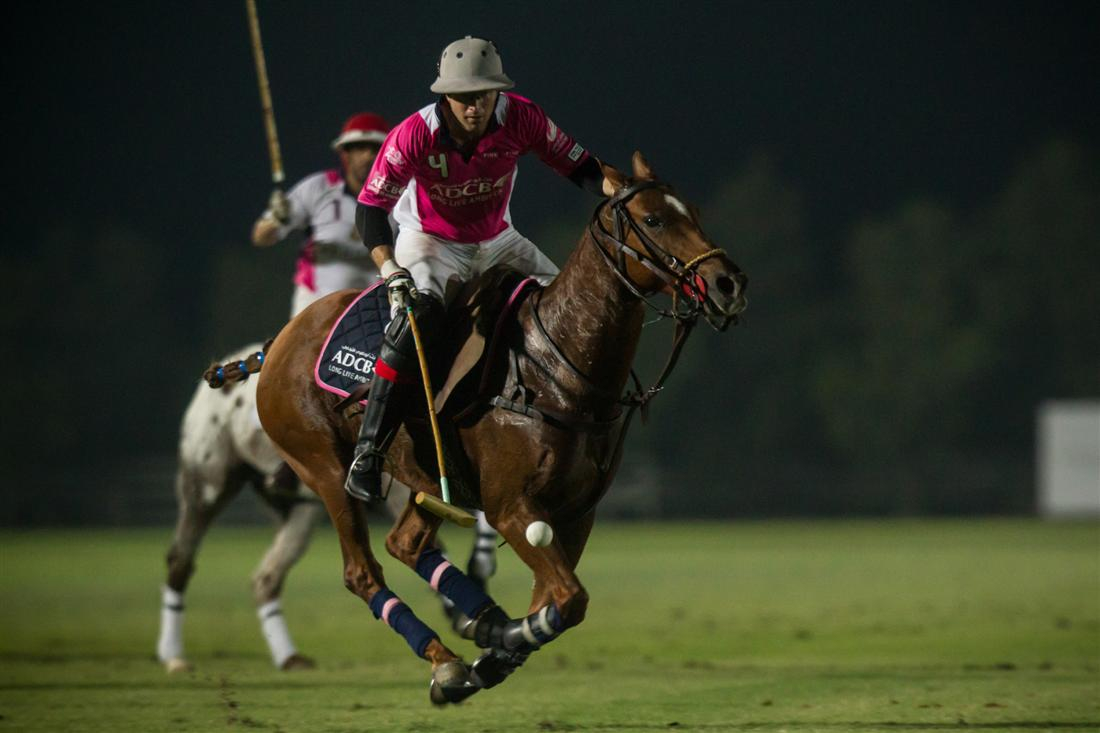 Pink Polo Nominated Best Sporting Event